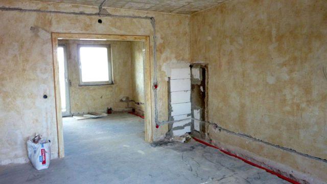 04 / 2016 Sanierung zweier Wohnungen