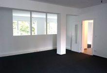 07 / 2015 Sanierung einer Büroetage