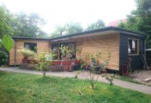 2016 Sanierung und Umbau eines Einfamilienhauses in Holzbauweise